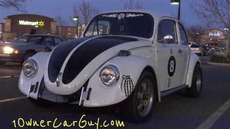volkswagen beetle classic herbie bug car vw herbie s twin love beetle volkswagen