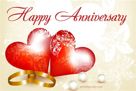 Wedding Anniversary Greetings For And In by Greeting Cards For Happy Anniversary Wedding Anniversary