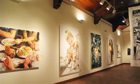 art gallery display crisp ellert art museum visit st augustine