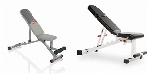 universal five position weight bench universal 5 position weight bench vs xmark adjustable xm