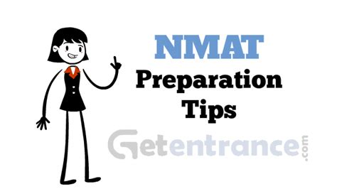 Mba Cet Preparation Tips by Nmat 2017 Preparation Tips And Strategies Getentrance