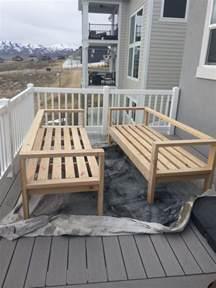 Porch Patio Furniture Best 25 Outdoor Furniture Ideas On Diy