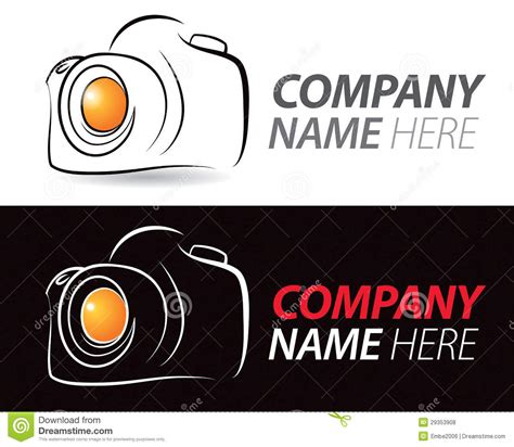how to create a photography logo for free logo royalty free stock photos image 29353908