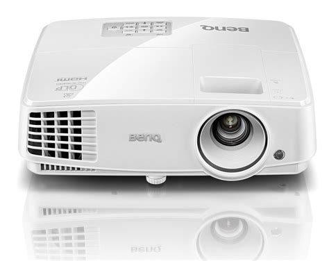 Proyektor Benq Ms506 Projector S 3200 Ansi Lumens benq ms506 dlp svga 3200 lumens projector