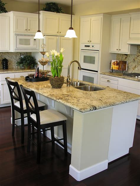 granite top kitchen island breakfast bar kitchen island with granite top and breakfast bar