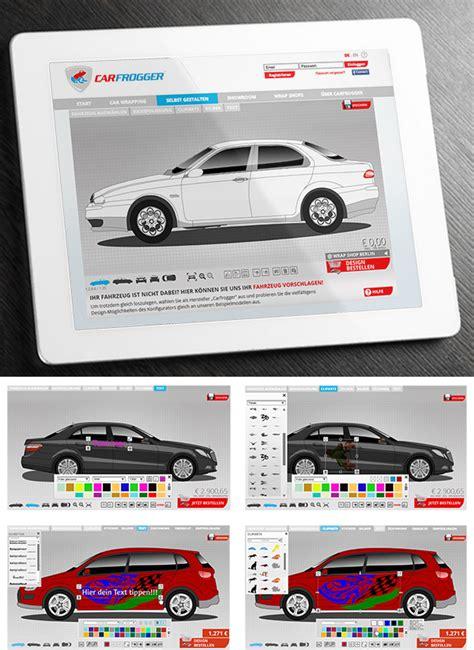 Autofolien Konfigurator by Portfolio Grafik Print Fotografie Logodesign