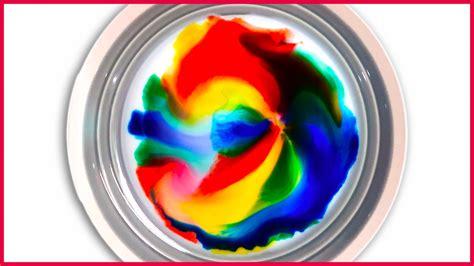 milk food coloring diy magic milk food coloring experiment