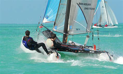 multihull sailing boat crossword tradewinds midwinter 2010