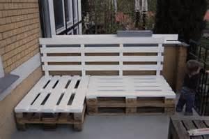 Pallet outdoor furniture home ideas pinterest