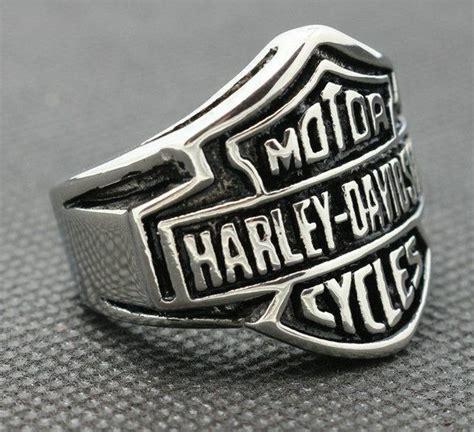 harley davidson ring 3d model 3d printable stl 3dm