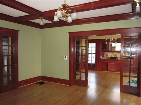Craftsman Bungalow Interior Paint Colors by 1