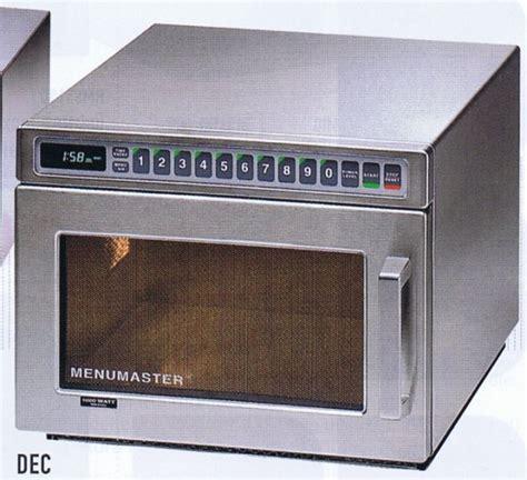 dec arredamenti forno microonde menumaster dec21e2 attrezzature ed
