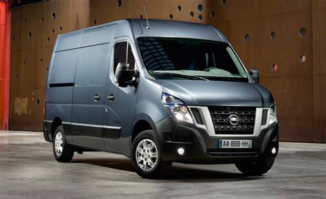 nissan commercial van the continental future audis and mercedes efficient