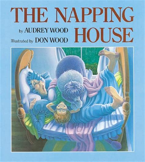 The House Book by Book Of The Week Napping House Design