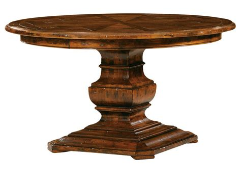 pedestal dining room table making a pedestal dining table modern home interiors