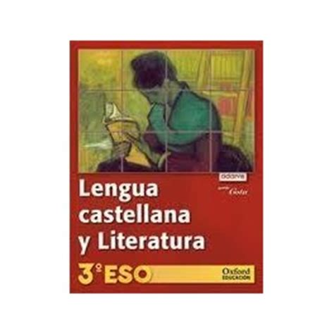 lengua y literatura serie 846804007x lengua castellana y literatura 3 186 eso serie cota