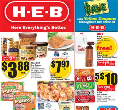 free printable grocery coupons heb heb weekly deals august 24th mylitter one deal at a time