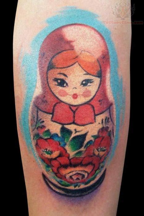 tattoo meaning russian doll 80 cool matryoshka tattoos