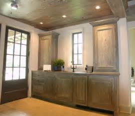 Cypress Kitchen Cabinets Cypress Cabinets With Lime Wash Pecky Cypress Cabinets Bath And Master Bath