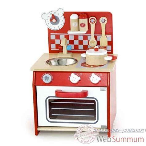 mini cuisine en bois mini cuisine 1056 de toys dans meuble poup 233 e