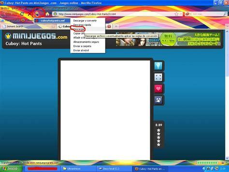 tutorial flash juego como descargar juegos flash desde cualquier pagina