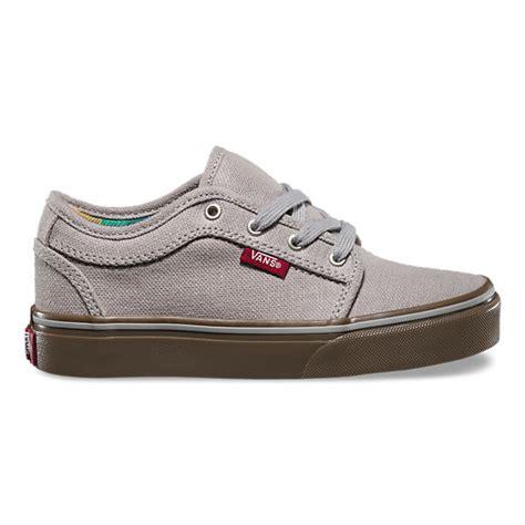 Vans Chuka Low Stripes chukka low shop shoes at vans