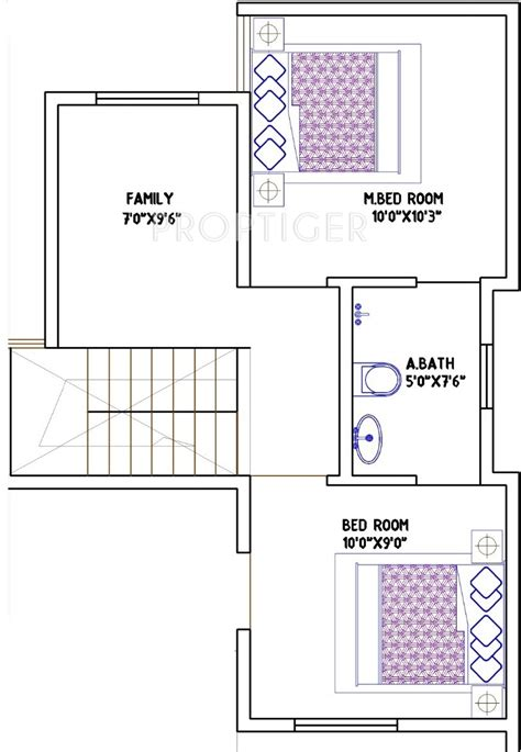 2bhk plan for 500 sq ft 1000 sq ft 2 bhk 2t villa for sale in g9 spacious