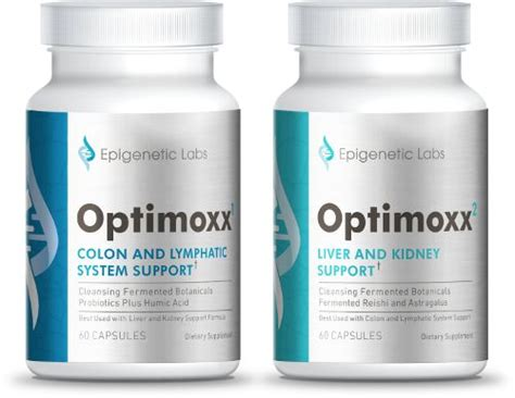 Thrive Health Systems 30 Day Detox by Optimoxx Epigenetic Labs 30 Day Detox Using Fermented