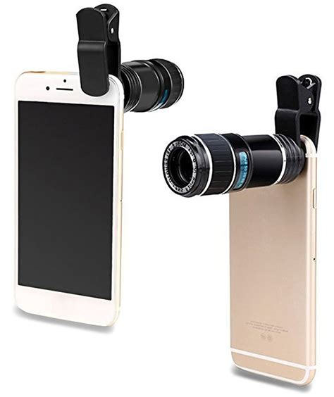 unique tech gifts zoom cellphone camera lens cool tech gifts for everyone