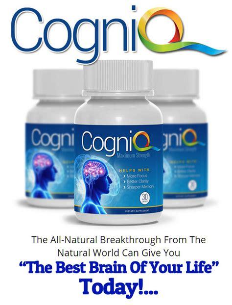 cogniq supplement cogniq brain boosting supplement free trial limited