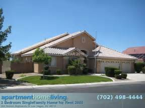 3 bedroom las vegas homes for rent from 1900 las vegas nv