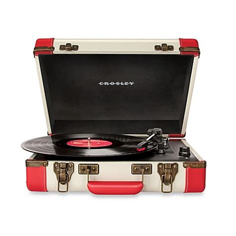 bed bath and beyond turntable crosley executive portable usb turntable bed bath beyond