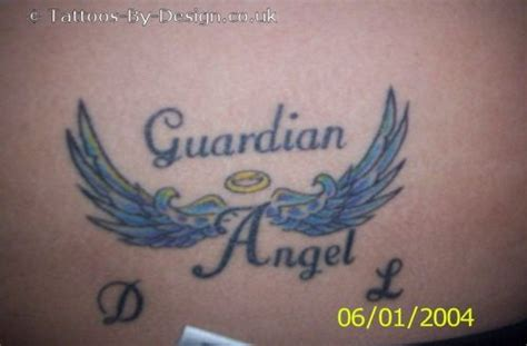 small guardian angel tattoo 50 small tattoos and designs