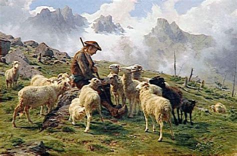 Le Berger le berger