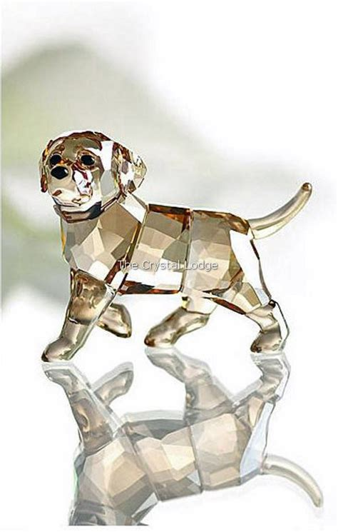 swarovski golden retriever sitting swarovski swarovski golden retriever puppy standing 1142824 swarovski