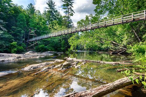 swinging bridge blue ridge ga broadcast pro photo llc broadcast pro photo landscape