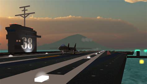 Aircraft Landing Lights by Aircraft Carrier Landing Lights