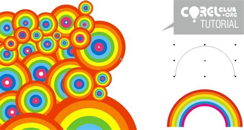tutorial corel draw menghilangkan background psychedelic background and rainbow brush corel discovery
