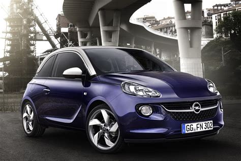vauxhall blue opel adam price starts at 11 500 euros autotribute