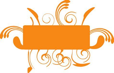 design banner orange free pictures designing 80 images found