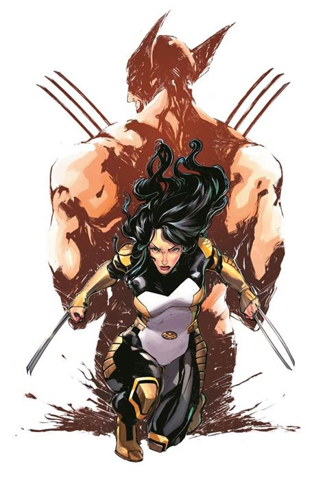 A FIRST LOOK INTO DEATH OF WOLVERINE: THE LOGAN LEGACY #2 ... X 23