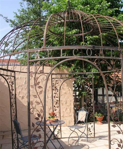 pavillon metall rund 3m pavillion metall pavillon pavilion laube schmiedeeisen