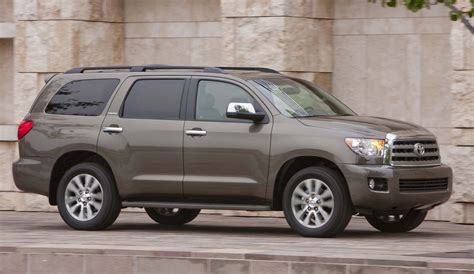 Toyota Sequoia 2016 2016 Toyota Sequoia Review Cargurus