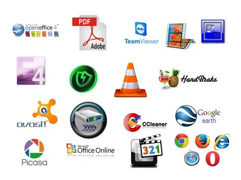 best pc softwares free learn new things best 50 free software for windows pc