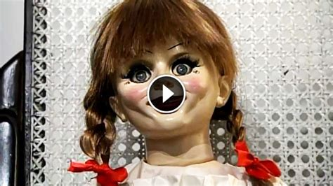 annabell walking doll annabelle doll prank