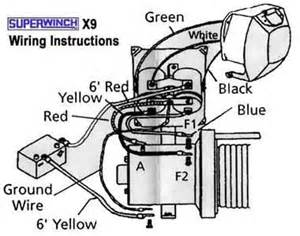 what is the wiring for a dayton winch model 3vj74 blurtit