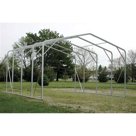 Carport Frame Only 48x32 clearspan carport frame only med teksupply