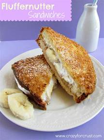 deep fried fluffernutter sandwich crazy for crust