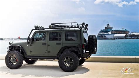 jeep matte green cec miami jeep wrangler build