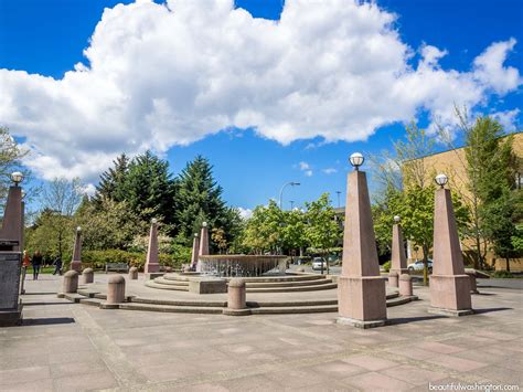 bellevue park bellevue downtown park